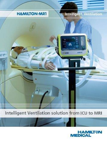 HAMILTON-MR1 Brochure - Hamilton Medical