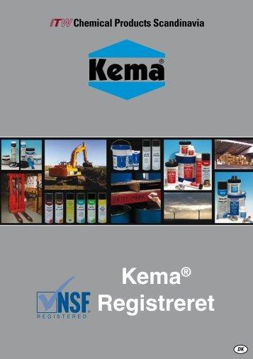 Kema® Registreret