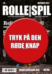 Religion i rollespil - Magasinet ROLLE|SPIL