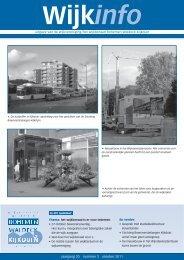 Wijkinfo september 2011 - Walboduin