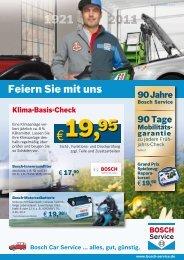 ganz in Ihrer Nähe - Wagener Technik Gmbh, Bosch Service