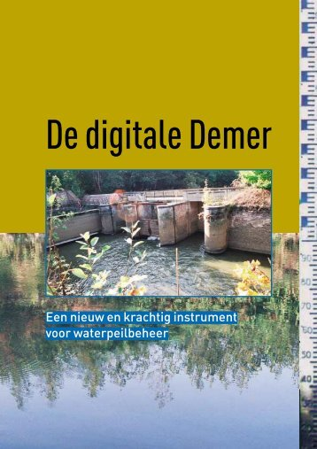 Demer - Waterbouwkundig Laboratorium