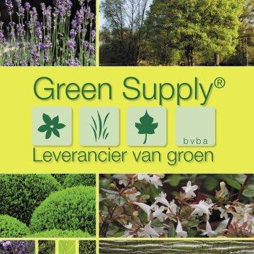 folder - Green Supply