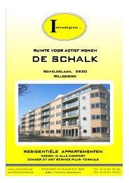 DE SCHALK - FirstImmo