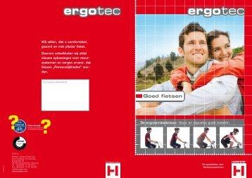 De ergonomieadviseur: Stuur en zitpositie goed instellen.