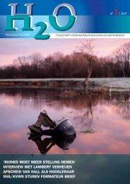 Vakblad H2O nummer 3 / februari 2007 - H2O - Tijdschrift voor ...