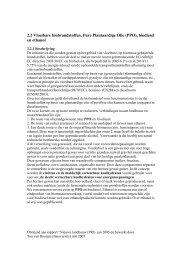 2.2 Vloeibare biobrandstoffen, Pure Plantaardige Olie (PPO ...