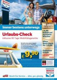 Die Bosch ServiceBetriebe – ganz in Ihrer Nähe - AUTOVIVA Bosch ...