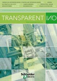 Transparent Info 09 - Schneider Electric
