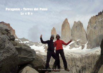 Patagonie - Torres del Paine Le « O »