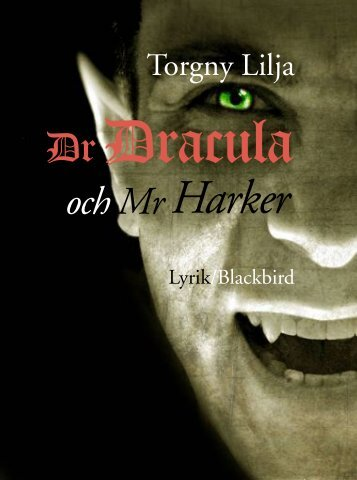 Dr Dracula & Mr Harker