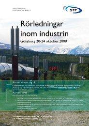 Rörledningar inom industrin - STF Ingenjörsutbildning AB