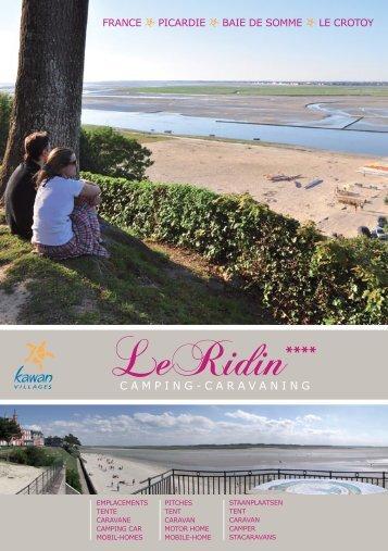 onze brochure - Le Ridin