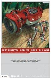 DPA - Danske Populærautorer - SPOT Festival 2006