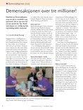demens nytt - Nasjonalforeningen for folkehelsen - Page 6
