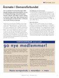 demens nytt - Nasjonalforeningen for folkehelsen - Page 7