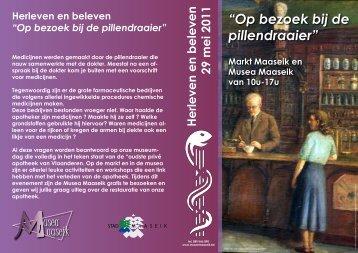 download hier programmaboek - Musea Maaseik