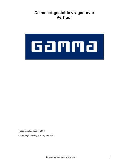 Hoek Planken Gamma.Vuren Balken Gamma