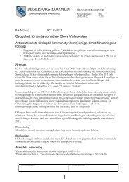 Protokoll från kommunstyrelsens arbetsutskott 2012-04-23 - Degerfors