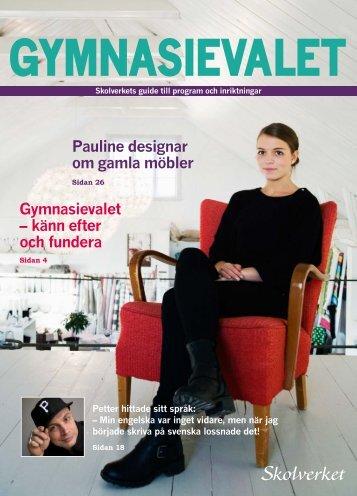 Gymnasievalet 2013 - Gotland