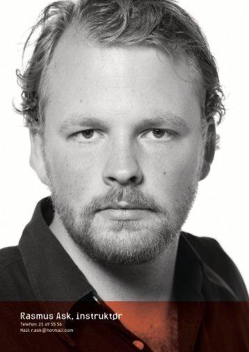 Komplet CV med billede (Hi Res pdf) - Statens Teaterskole