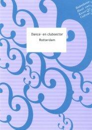 Dance- en clubsector Rotterdam - RRKC