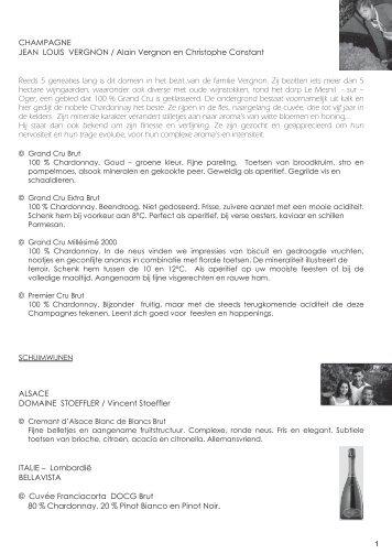 1 CHAMPAGNE JEAN LOUIS VERGNON / Alain Vergnon en ...