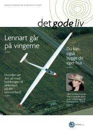 Lennart går på vingerne - Forside | kenderdudet.dk