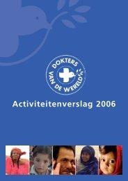 Rapport MDM 2006 - NL1 - Dokters van de Wereld