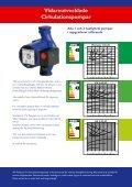 Energisnåla villapumpar - VM Pumpar AB - Page 3