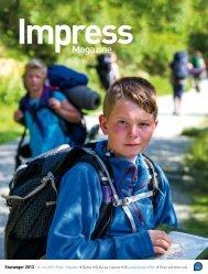 4. Utgave av Impress Magazine for Norges ... - Stavanger 2013