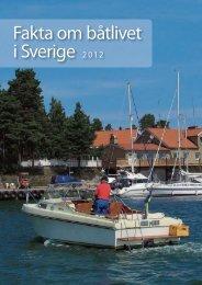Fakta om båtlivet i Sverige 2012 - Havs