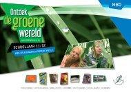 SCHOOLJAAR 11/12 - De Groene Welle