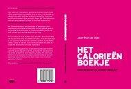 Calorieënboekje - Kies bewust en geniet bewust