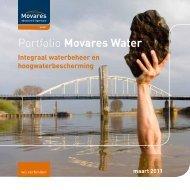 Portfolio Movares Water