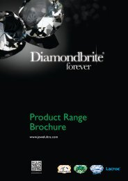 Product Range Brochure - Jewelultra