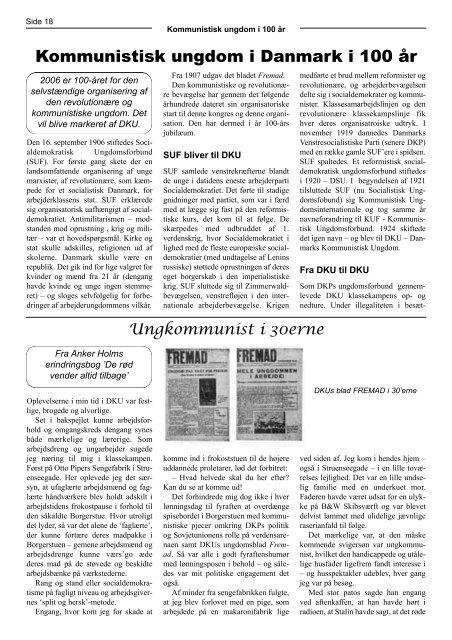 Kommunistisk Politik 13, 2006