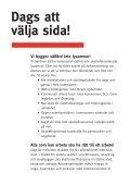 Dags att välja sida – valet 2010 - Vänsterpartiet Kristianstad - Page 2