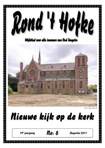 augustus 2011 23.pub - Rond ´t Hofke