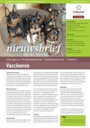 2011 nr. 3 - Dierenkliniek Stede Broec