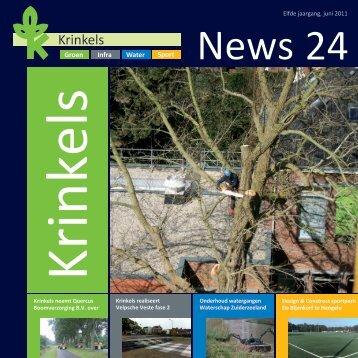Krinkels nieuws 24