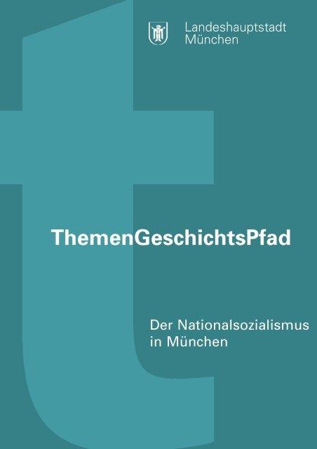 ThemenGeschichtsPfad - NS-Dokumentationszentrum München