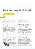 Inhemska hästraser - iFokus - Page 6