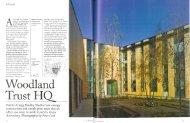 Woodland Trust HQ - KLH