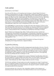 Kommentarer skrivna av Sven Nilsson i pdf-format - Frälsningsarmén