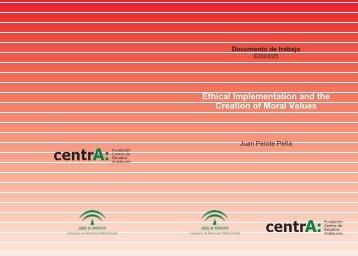 View - Fundación Pública Andaluza Centro de Estudios Andaluces