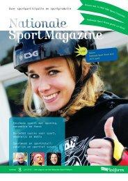 Dowload dan hier het Nationale Sport Magazine