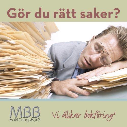 Gör du rätt saker? - 0371 webb & reklam AB