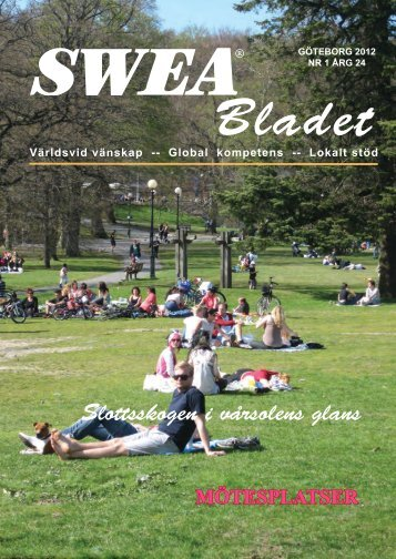 Sweabladet 1-2012.pdf - SWEA International