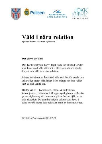 Myndigheterna i Jokkmokk informerar, folder 2013 02.pdf